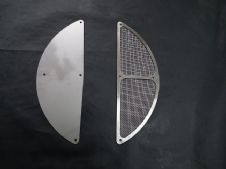 YAMAHA REAR DRUM BRAKE side covers